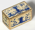 French snuffbox by Claude Lisonnet