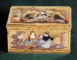 French snuffbox by Henri Delobel