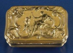 Dutch snuffbox by Jean Saint