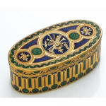 French snuffbox by Pierre-Andre Barbier