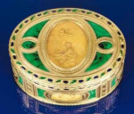 French snuffbox by Paul-Nicolas Meni