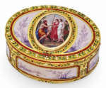 German snuffbox by Not Marked